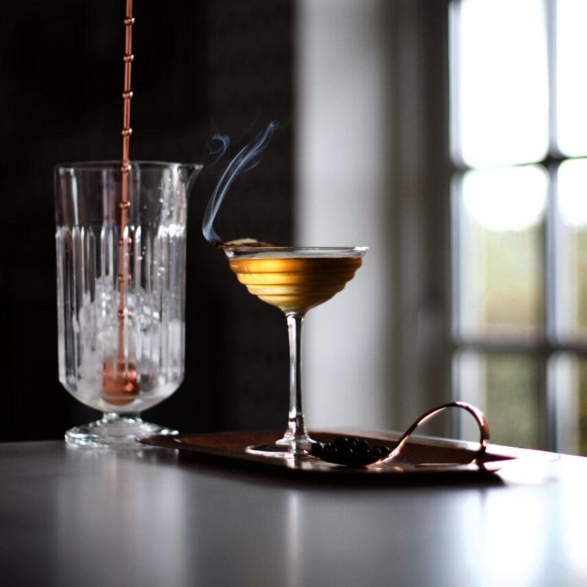 stirred cocktails