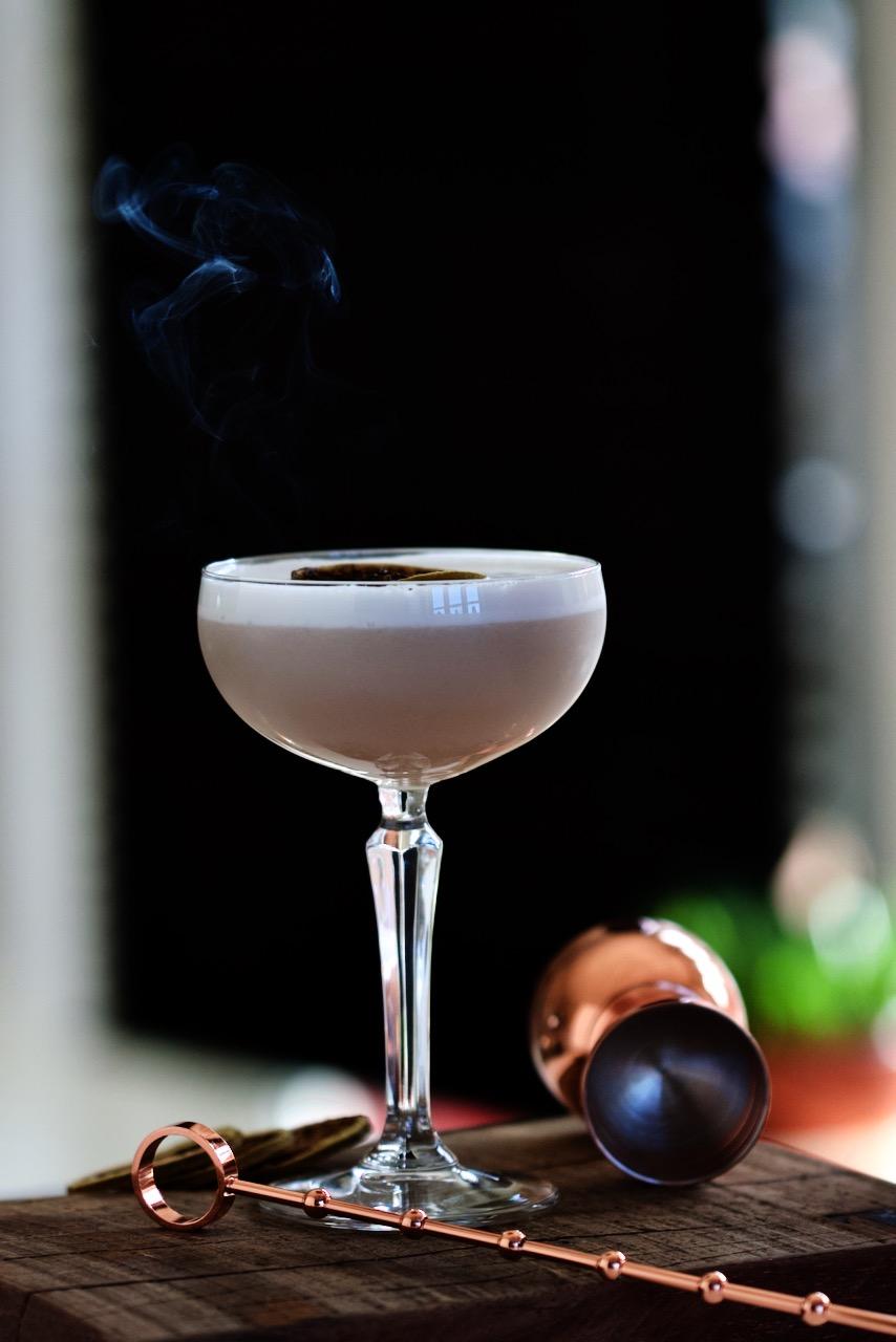 Classic Sour Cocktail