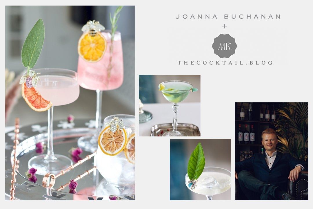 Joanna Buchanan cocktail bar tools